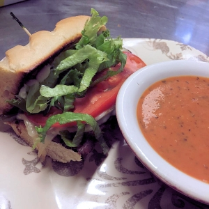 Come in for Lunch at Gathering Grounds